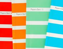 Diseño de colección de libros para ESCOLA SERT