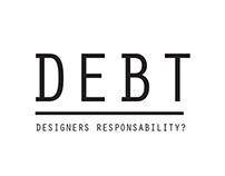 Debt - designers responsibility?