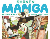 SHONEN MANGA ACTION-PACKED!