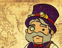 Gentleman Explorer ~ Video Game Design (Award Winning)