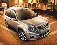 Nissan X-trail Urban Selection 2012