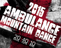 Ambulance Mountain Dance – Promotional Poster