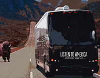 Listen To America - A HuffPost Road Trip