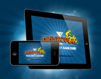 Drinkopoly iPhone app