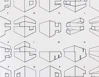 Jenga Typeface
