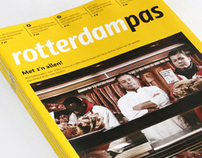 Rotterdampas Magazines