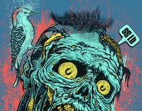 Zombie Meets Woodpecker