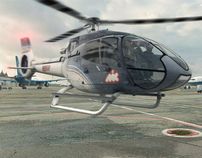 Eurocopter Take-Off