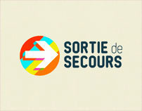 Sortie de Secours (Télésambre) ident opening sequence