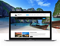 Hotel Travel Agency | Travel Web Design