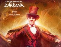 Cirque du Soleil :: Zarkana 2012