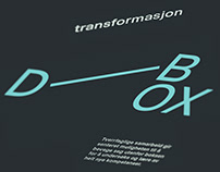 D-box visual identity