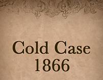 Cold Case 1866 iPhone App
