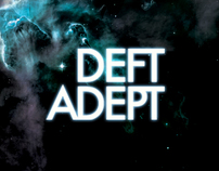 """Deft Adept"" Music Branding, Fall 2009 [Junior]"