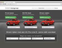 Dago BV - Audi A1