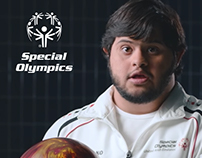 We are different   Special Olympics