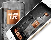 Absolut My Mix Elyx