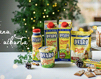 Kalėdos su DVARO