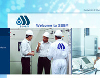 SSEM Corp. Site Design & Development