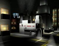 Tetric - Projeto de Animação 3D - TCC