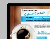 Worksnug- Code of Conduct
