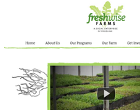 Foodlink's Freshwise Farms