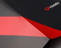 FERRÊS - Brand Design