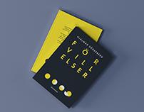 """Book cover """"Förvillelser"""""""
