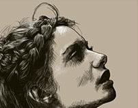 Ilustración digital (DIgital Illustration)