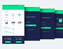 Creditfix - App Design