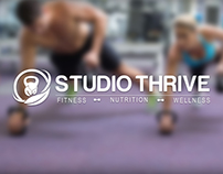 Studio Thrive Logo Design