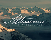 Altissimo. Changes in pace
