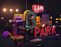 G-PARK shopping mall opening