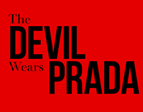 The Devil Wears Prada Title Sequence