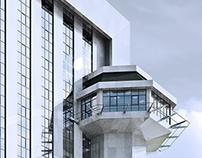 2011 - Edificio CAA en Yaundee (Camerun)