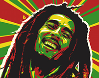 Bob Marley (fan-art)