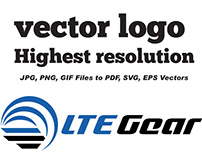 Trace logo to vector
