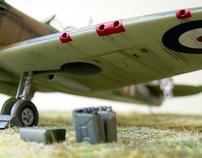 Supermarine Spitfire Mk1, LZ-N, 66Sqn (COMING SOON)