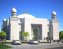 Muslim Cultural Centre in Odessa