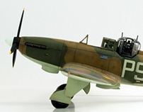 Boulton Paul Defiant Mk1, 264Sqn, Hornchurch 1940