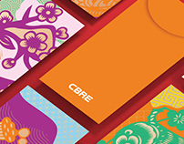 CBRE Greater China CNY Red Packet