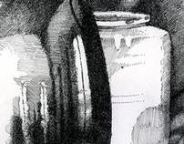 Urbino's drawings