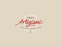 Artigiani - Identidade Visual