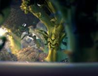 Centrum 'Broccoli Hollows'