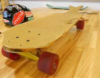 """Sardine"" Mini-Longboard"