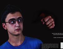 - ART DIRECTION - Campanha Contra Bullying (MTV/CCRJ)