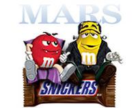 Mars Halloween Mansion