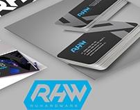Brandbook Russian Hardware / branding / graphic design