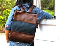 COSMO : Designer's Bagpack