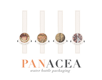 PANACEA Bottle Packaging